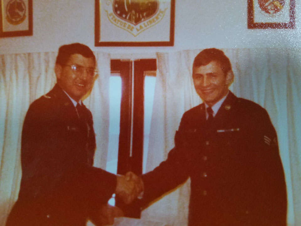 Reenlisting in 1980